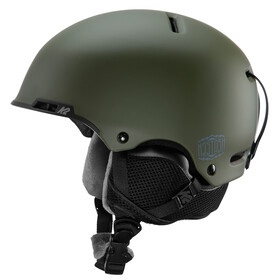 K2 Stash Helmet woodsman green